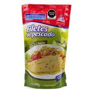 Filete Marinado en Salsa de Cilantro 600g