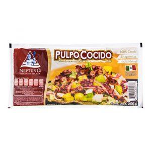 Pulpo Cocido 250g