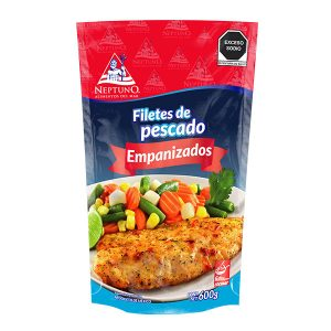 Filete Empanizado 600g
