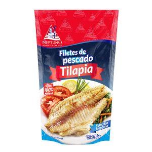 Filete Tilapia Neptuno 600g